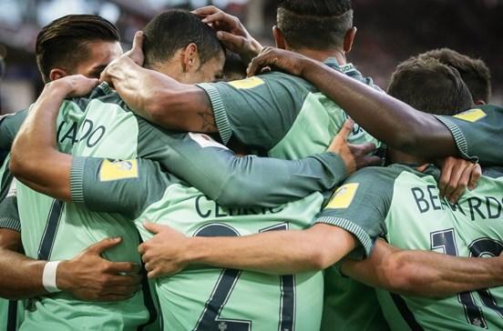 Ronaldo dá a Portugal vitória sofrida sobre a Rússia