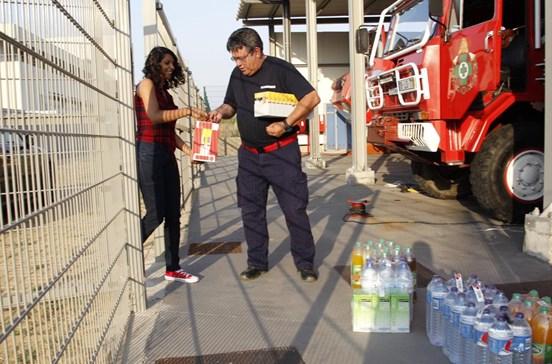 Donativos para as vítimas do fogo vão ser geridos pelo Estado
