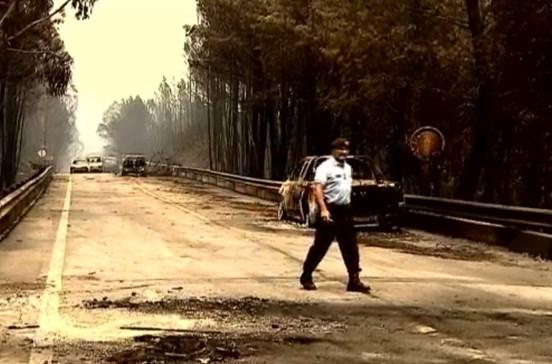 Entrega de roupa e de mobiliário na sequência dos incêndio passa a realizar-se em Leiria