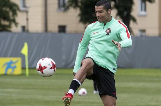 Conheça o 11 de Portugal no jogo contra a Nova Zelândia