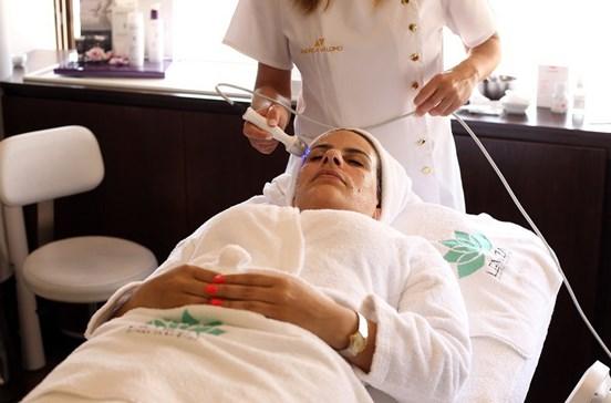Tratamentos melhoram o aspeto da pele