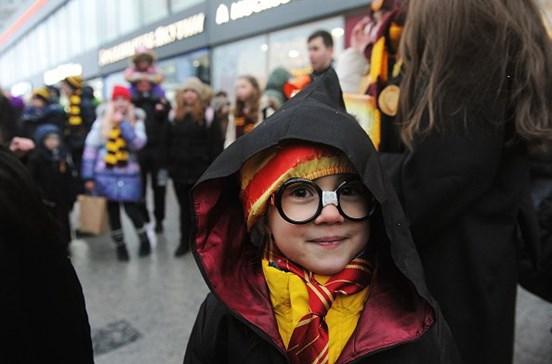 Harry Potter comemora o seu 20.º aniversário