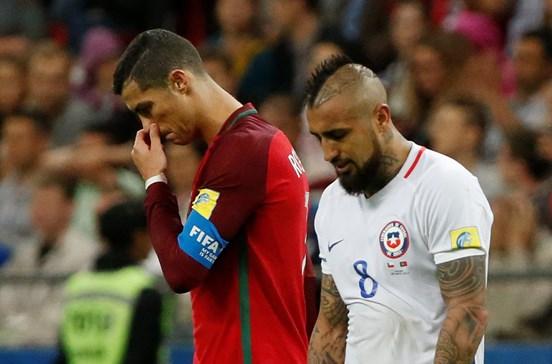 Portugal cai nos penálties e está fora da final da Taça das Confederações