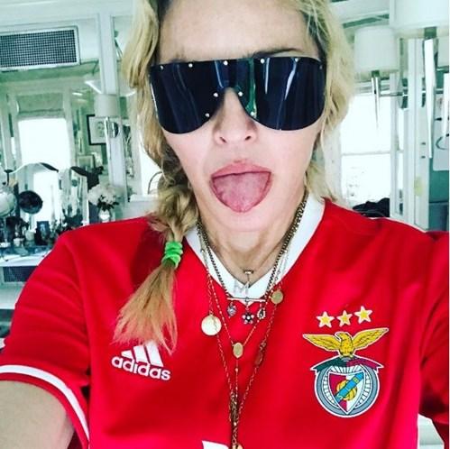 Madonna regressou a Lisboa e ninguém deu por nada