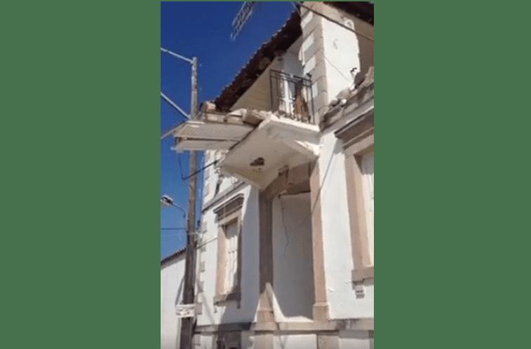 Terremoto no mar Egeu sacode edifícios na Grécia e na Turquia