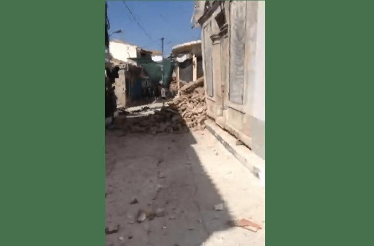 Terremoto de 6,2 graus atinge oeste da Turquia e ilha grega
