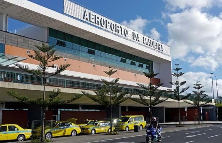 Vento forte na Madeira leva ao cancelamento de mais quatro voos
