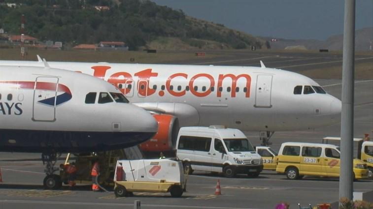 Aeroporto da Madeira com dezenas de voos cancelados