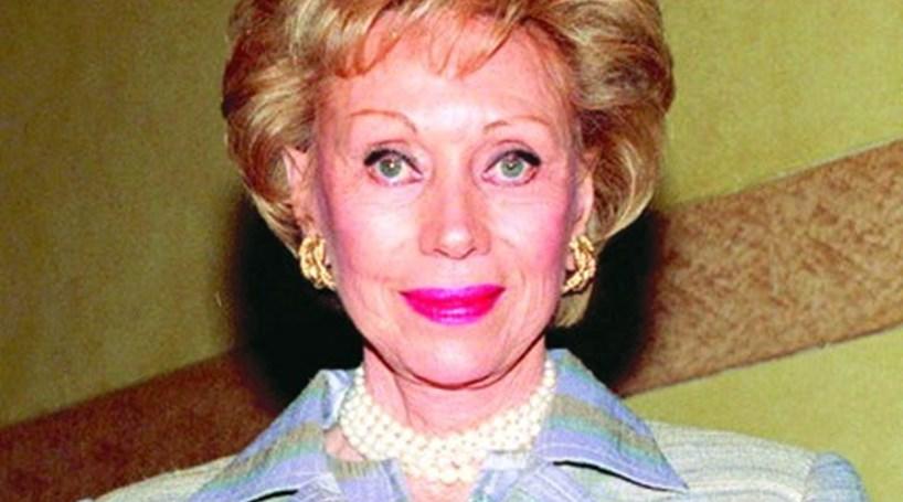 Ernestina Herrera de Noble (1925-2017)