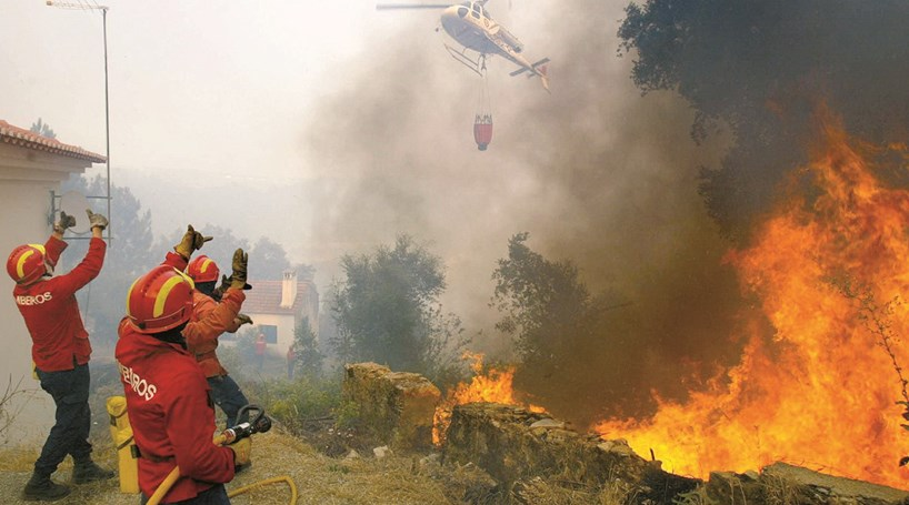 Os incêndios mais mortais de Portugal