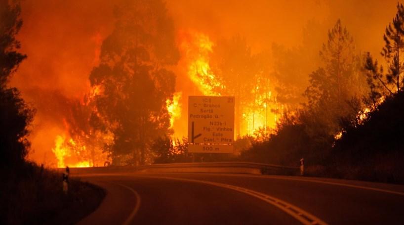 Ferido grave dos incêndios de Pedrógão transferido para Espanha