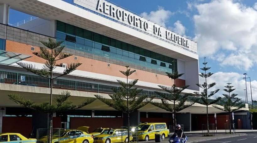 Resultado de imagem para Mais de uma dezena de voos cancelados no Aeroporto da Madeira devido ao vento
