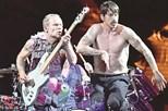 Red Hot Chili Peppers tocam hoje para 20 mil pessoas