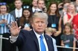 Trump favorável a que filho explique no Congresso reunião com advogada russa