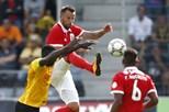 Benfica goleado por 5-1 em jogo particular com equipa da Suíça