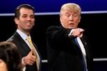 Filho de Trump esteve com ex-espião russo