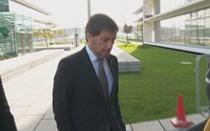 """Bruno de Carvalho diz que """"Octávio foi uma terceira escolha"""""""