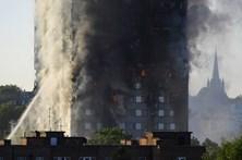 Número de mortos em incêndio na Torre Grenfell poderá estar abaixo dos 80