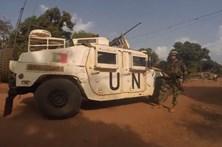 Exército adia por cinco semanas rendição do contigente na República Centro-Africana