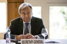 António Guterres diz que República Centro Africana arrisca um novo conflito