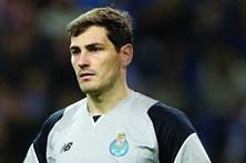 Casillas irrita nas redes sociais