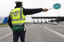 GNR intensifica fiscalização de veículos pesados