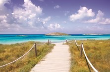 Formentera é joia de luxo das ilhas Baleares