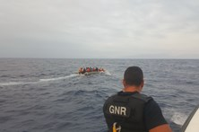 GNR resgata 47 migrantes na Grécia