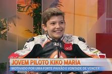 Kiko Maria - O jovem promessa