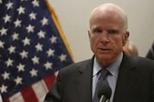 Senador John McCain tem cancro no cérebro