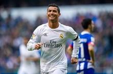 Presença de Ronaldo em clássico do campeonato chinês esgota bilhetes