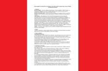Regulamento da iniciativa solidária de Pedrógão Grande