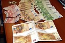 Mais de sete mil notas contrafeitas retiradas de circulação no primeiro semestre do ano