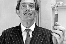 Bigode de Salvador Dalí continua intacto, 28 anos após a morte