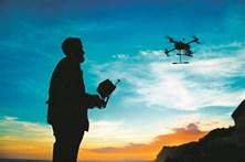 """Colisão de drones e aviões tem um """"potencial catastrófico"""""""