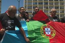 Trabalhadores manifestam-se contra transferências na PT