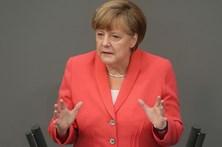 """Portugal saúda Merkel e confia na """"intransigência"""" perante """"atitudes antidemocráticas"""""""