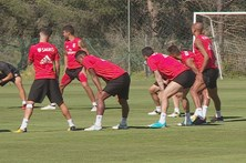 Filipe Augusto brilha nos treinos do Benfica