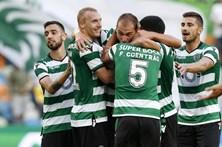 Sporting vence Mónaco no jogo de apresentação aos sócios