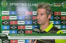 Coentrão acredita que Sporting pode ser campeão nacional