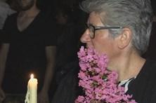 População faz funeral ao rio Vizela contra poluição