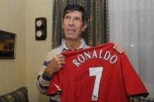 Morreu o primeiro treinador de Cristiano Ronaldo