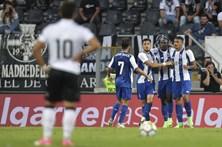 FC Porto vence na apresentação do Vitória de Guimarães aos sócios