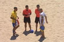 Brasil vence França por 9-0 no Mundialito de Futebol de Praia