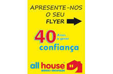 All House oferece presentes
