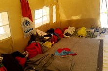 MSF denunciam falta de condições de refugiados na ilha grega de Lesbos