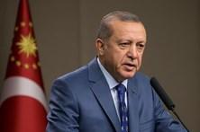 Presidente da Turquia diz que Israel não pode pisar valores sagrados do Islão