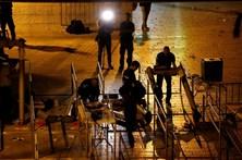 Israel retira detetores de metais da Esplanada das Mesquitas