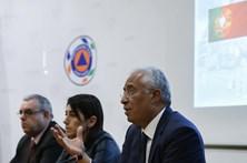 Costa considera lamentável aproveitamento político e especulação com mortos de Pedrógão