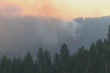 12 feridos nos incêndios nesta quarta-feira